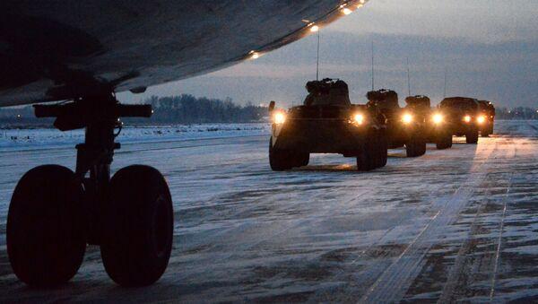 Rosyjscy snajperzy wylatują do Syrii w celu rozminowywania Aleppo - Sputnik Polska