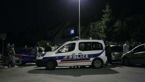 Policja francuska - Sputnik Polska
