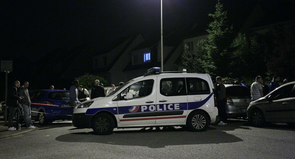 Policja francuska