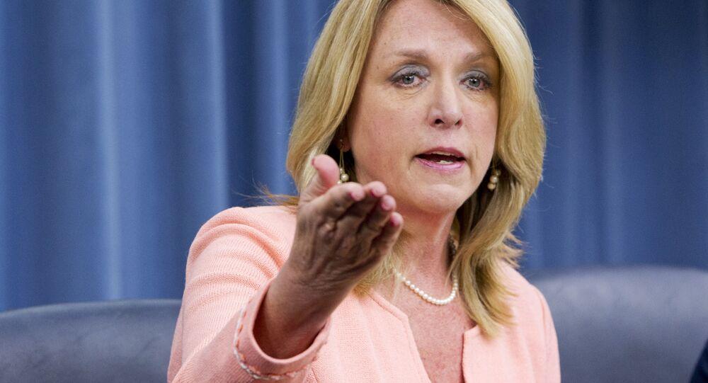 Sekretarz Sił Powietrznych USA Deborah Lee James