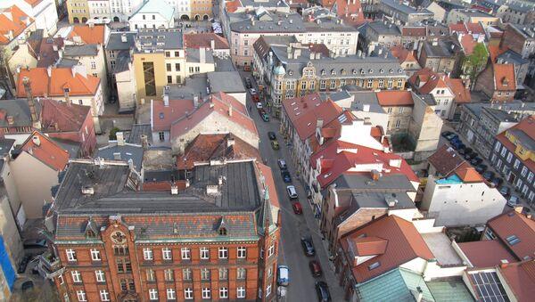 Widok na Gliwice - Sputnik Polska
