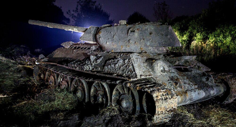 Czołg T-34