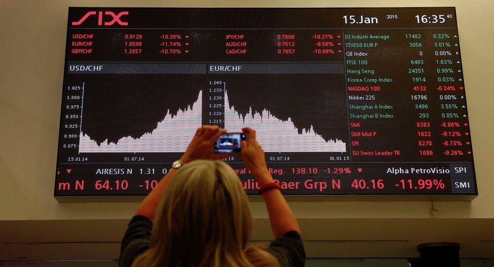 Tablica z kursem walut