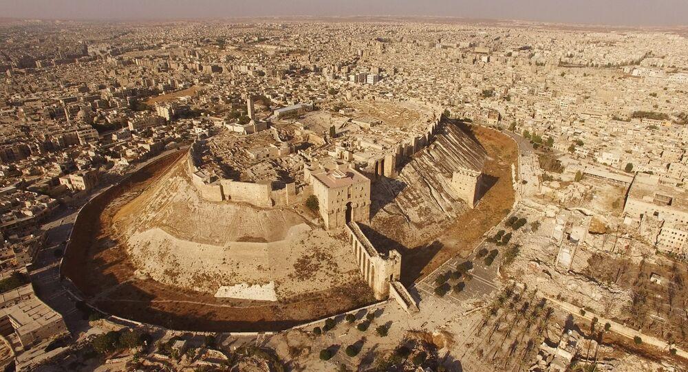 Cytadela Aleppo