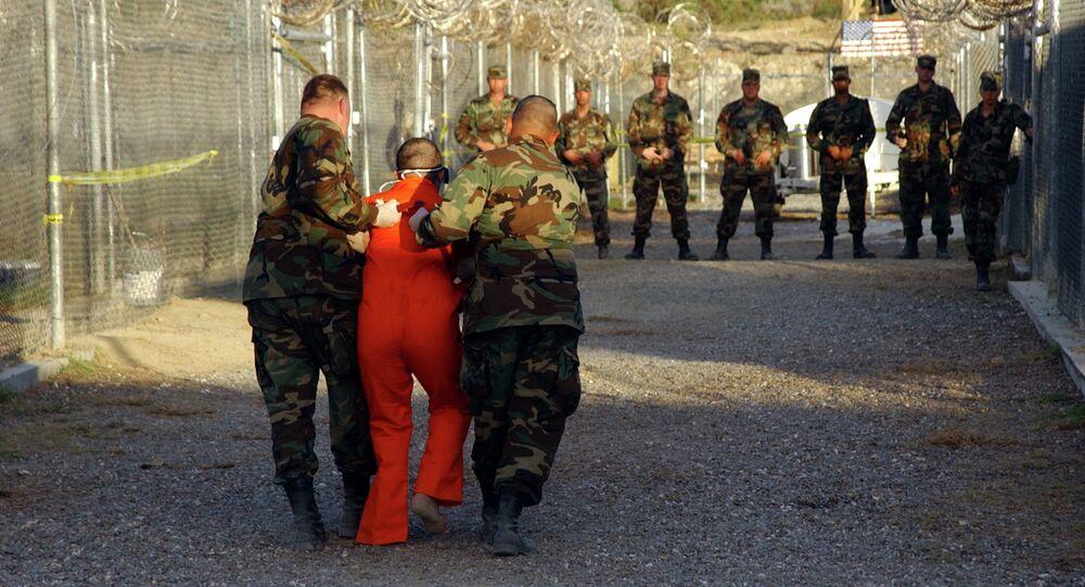 Więzienie w Guantanamo