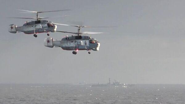 Krążownik Admirał Kuzniecow - Sputnik Polska