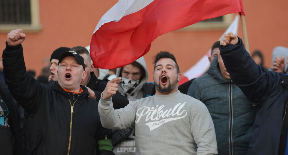 Akcja przeciwko islamizacji Europy w Polsce