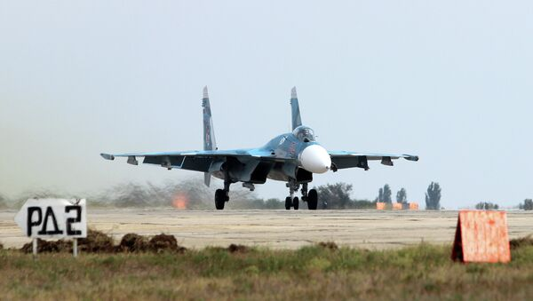 Su-33 - Sputnik Polska