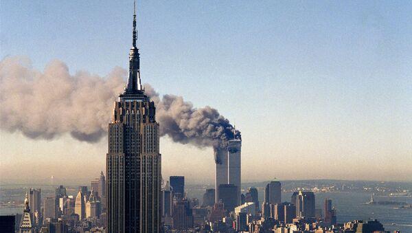 11 września 2001, atak na World Trade Center - Sputnik Polska