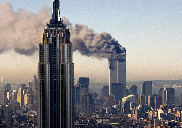 11 września 2001, atak na World Trade Center