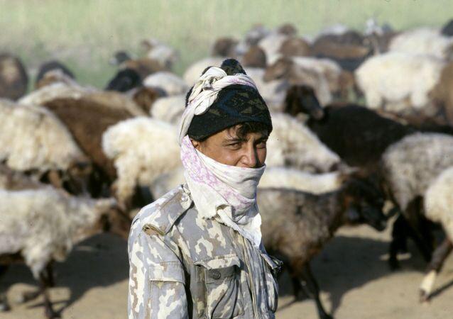 Mieszkaniec Turkmenistanu