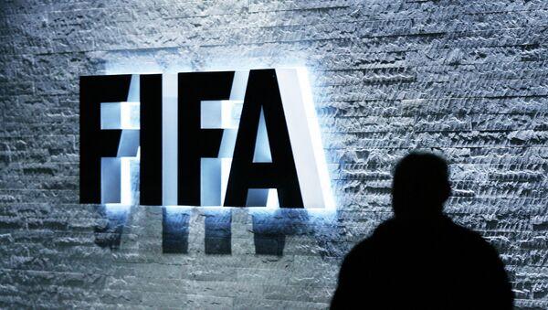 Logo FIFA - Sputnik Polska