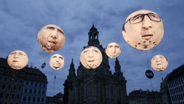Szczyt finansowy G7 w Dreźnie - Sputnik Polska