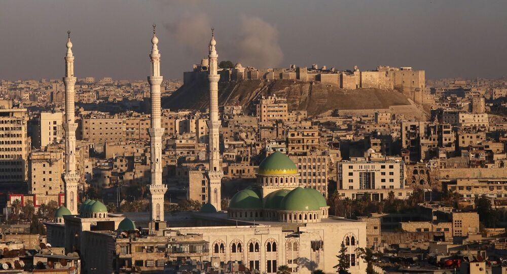 Aleppo. Syria