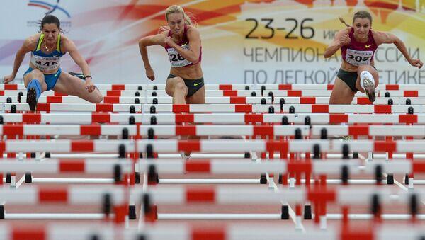 Rosyjscy atleci - Sputnik Polska
