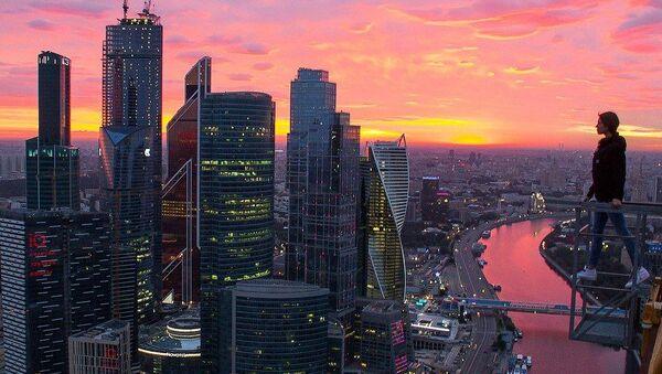 Moskwa City - Sputnik Polska