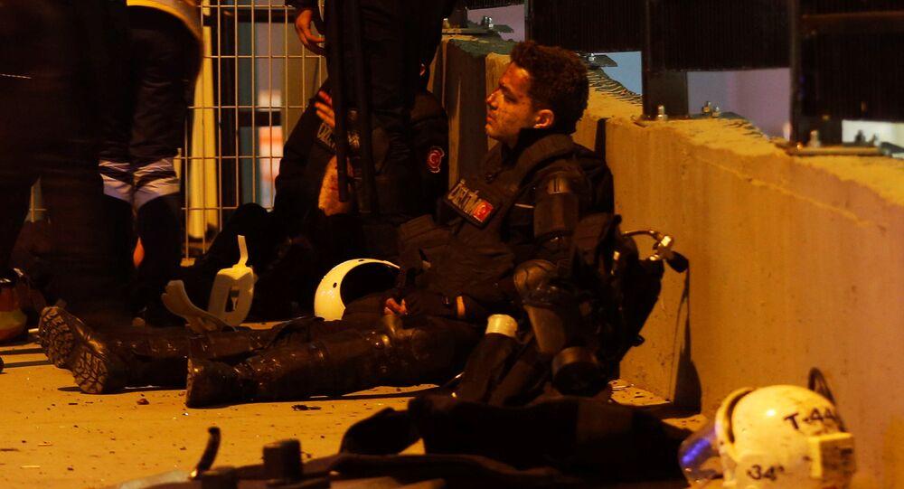 Atak terrorystyczny w Stambule