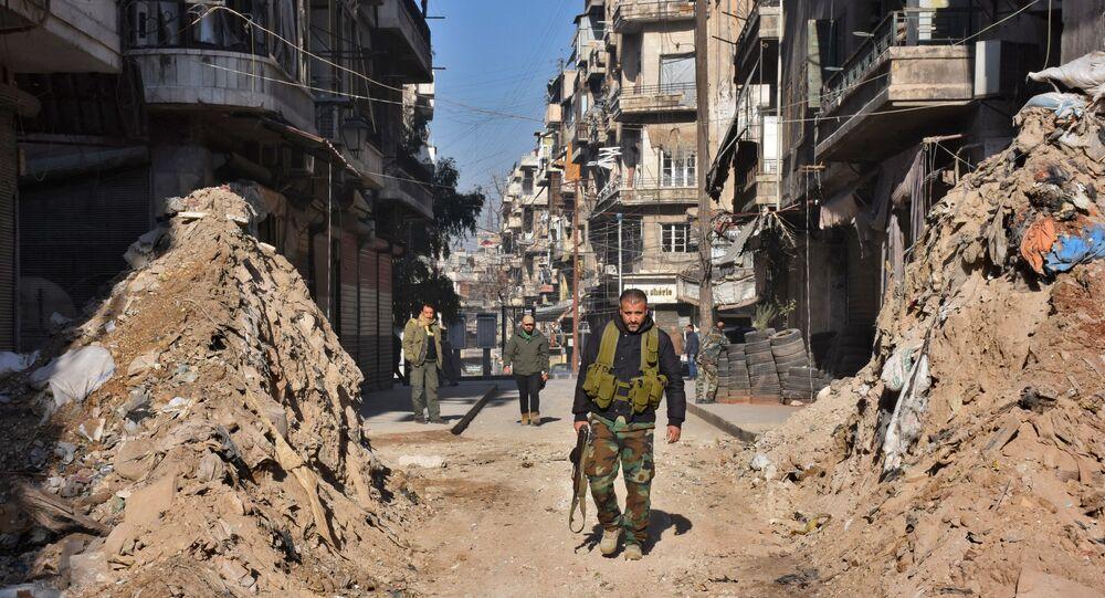 Aleppo, 9 grudnia 2016