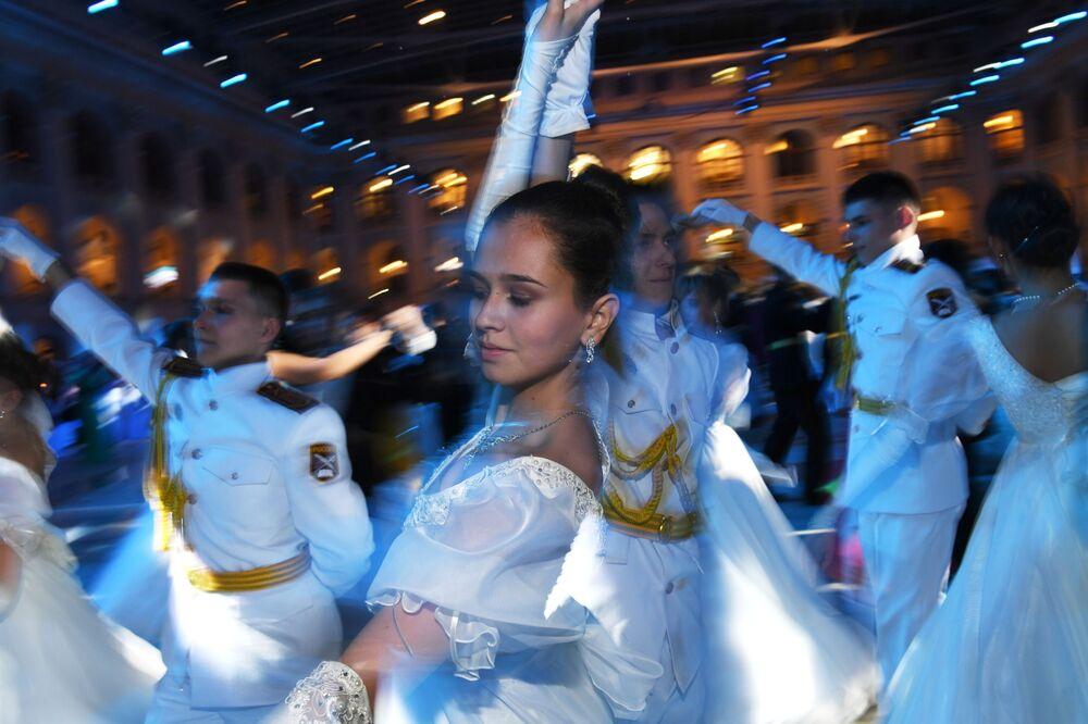 Międzynarodowy Bal Kadetów w Moskwie