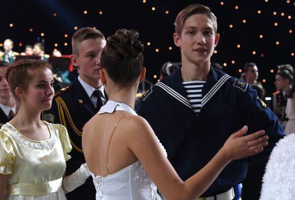 Międzynarodowy Bal Kadetów w Moskwie - Sputnik Polska