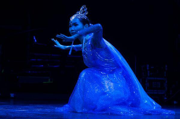 Finał  XXII Narodowego Festiwalu Urody i Talentów Piękności Rosji-2016 w Moskwie - Sputnik Polska