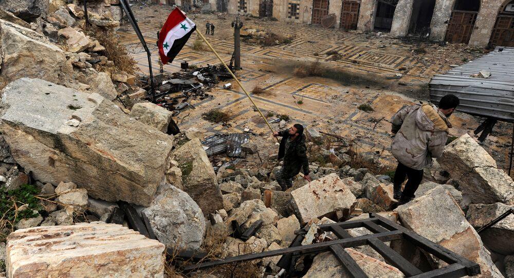 Aleppo, Meczet Umajjadów