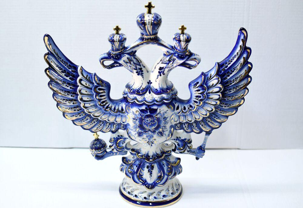 Dziś Gżel to główny ośrodek rosyjskiej ceramiki.