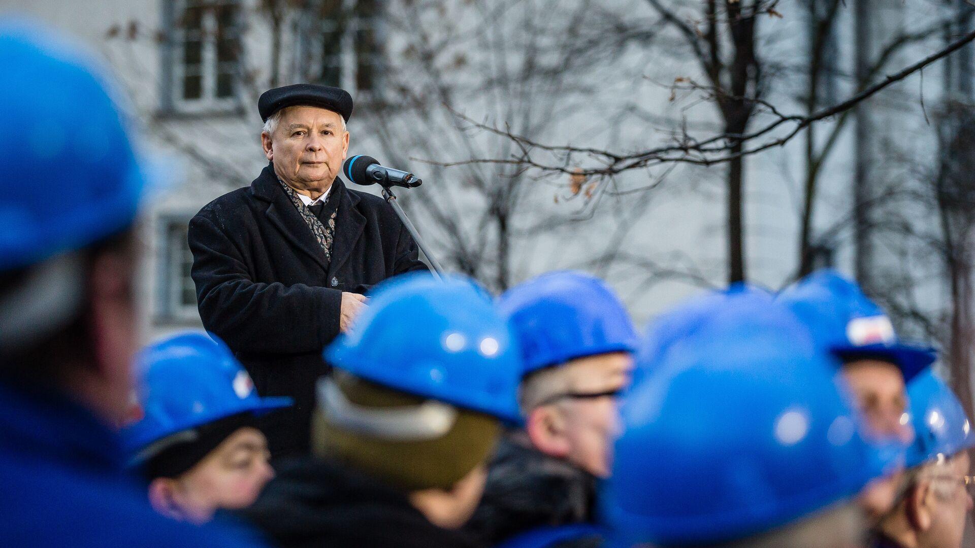 Jarosław Kaczyński - Sputnik Polska, 1920, 01.03.2021