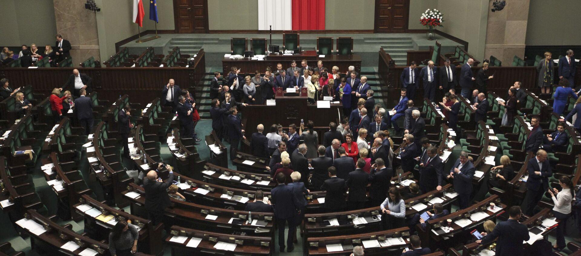 Sejm RP - Sputnik Polska, 1920, 01.12.2020