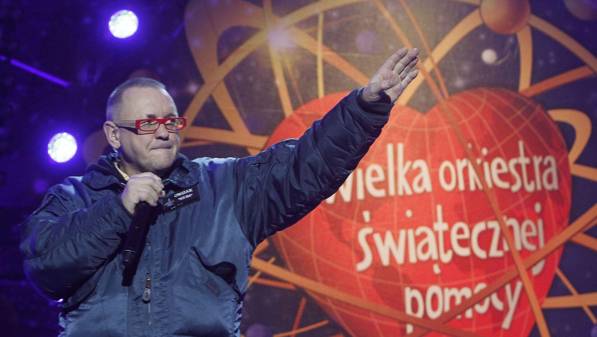 Jerzy Owsiak  - Sputnik Polska, 1920, 01.02.2021