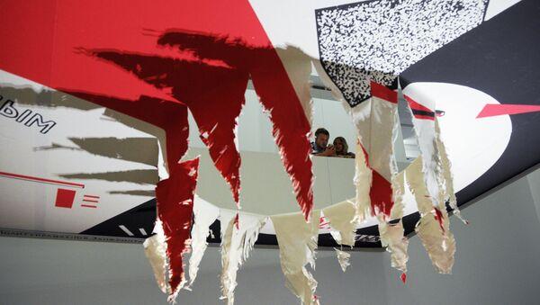 Otwarcie wystawy Utopia i rzeczywistość w Moskwie - Sputnik Polska