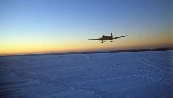 Samolot Ił-18 - Sputnik Polska