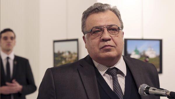 Andrej Karłow - Sputnik Polska