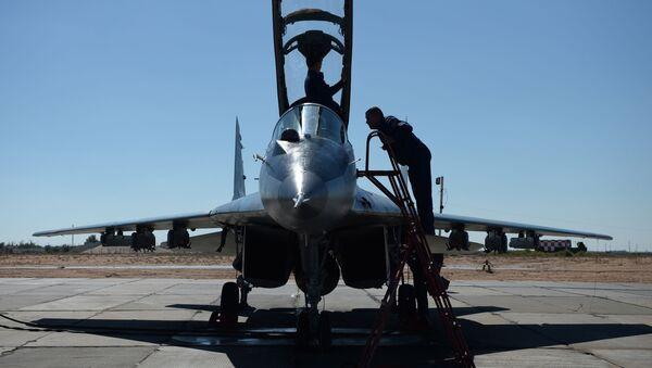 Wielozadaniowy rosyjski myśliwiec MiG-29 - Sputnik Polska