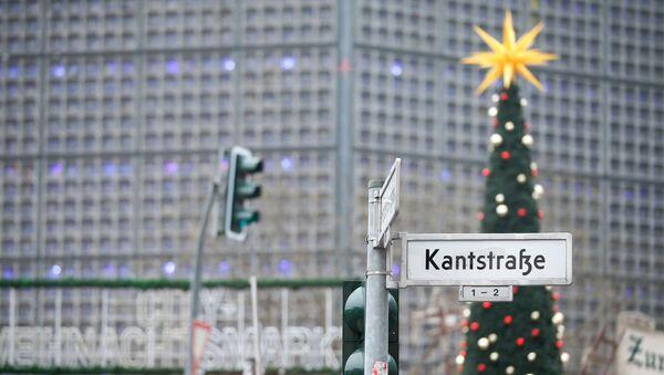 Tragedia w Berlinie - Sputnik Polska