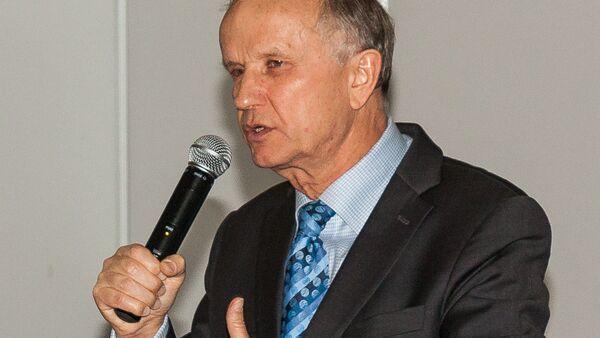 Grzegorz Kołodko, doktor nauk ekonomicznych, były wicepremierem i minister finansów RP, profesor Akademii Leona Koźmińskiego w Warszawie - Sputnik Polska
