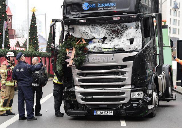 Tragedia w Berlinie
