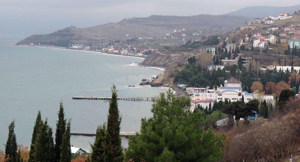 Południowe wybrzeże Krymu