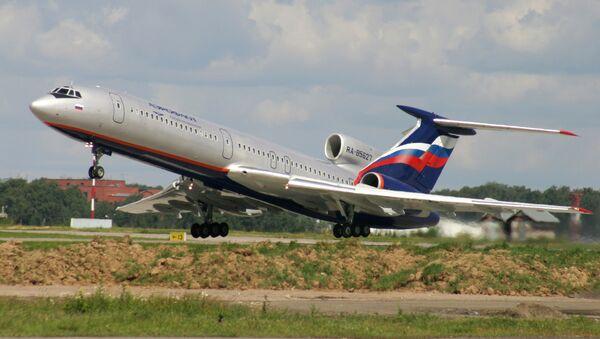 Tu-154 - Sputnik Polska