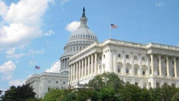 Kapitol Stanów Zjednoczonych, Waszyngton - Sputnik Polska