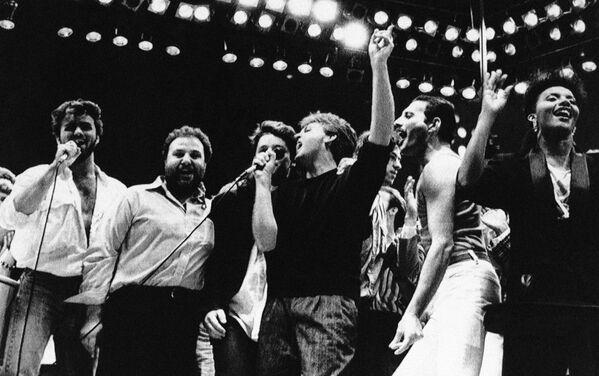 Nie żyje brytyjski piosenkarz George Michael - Sputnik Polska