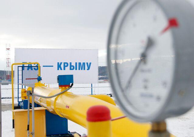 Gazociąg na Krymie