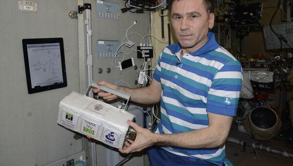 Satelita Tomsk-TPU-120 - Sputnik Polska