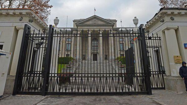 Ambasada Rosji w Warszawie - Sputnik Polska