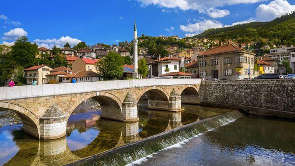 Stare miasto w Sarajewie, Bośnia - Sputnik Polska