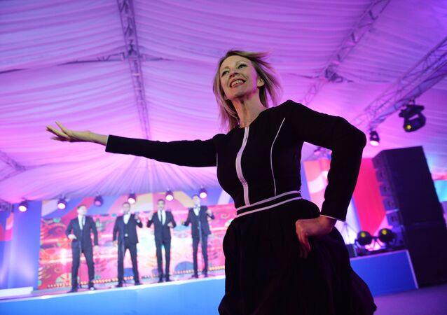 Rzeczniczka MSZ Rosji Maria Zacharowa