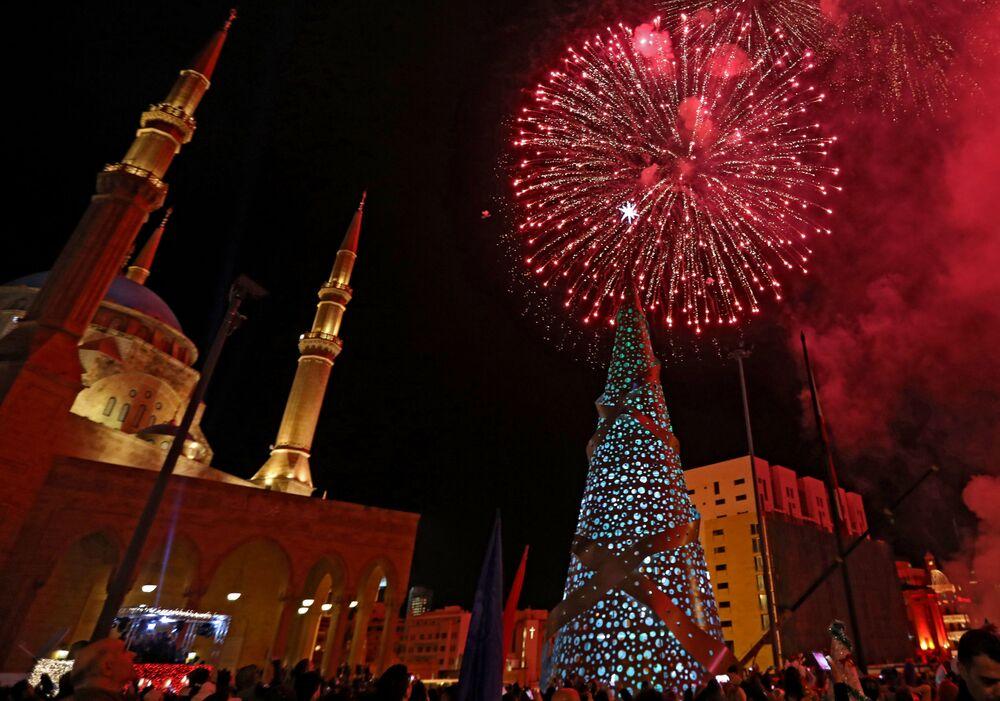 Stolica Libanu Bejrut