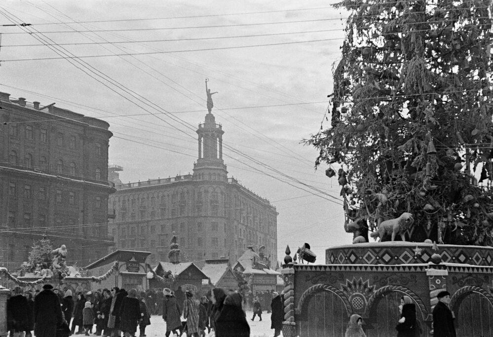 Nowy Rok w ZSRR