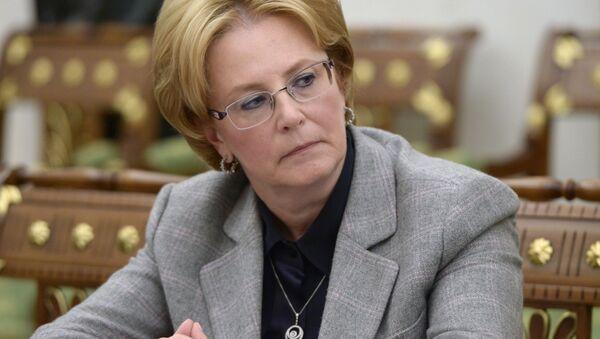 Weronika Skworcowa - Sputnik Polska