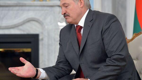 Aleksander Łukaszenko - Sputnik Polska